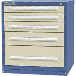 Vidmar - SEP1023AL - 5-Drawer Cabinet with 92 Compartments