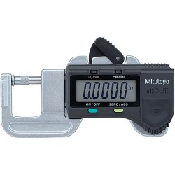 Mitutoyo - 700-118-20 - THICKNESS GAUGE, DIGITAL, 0.5/12.7MM