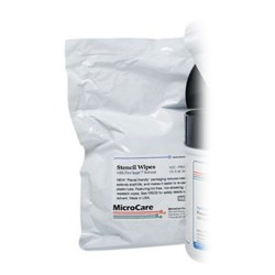 MicroCare - MCC-PROWR - Refill for Stencil Presaturated Wipes with ProClean
