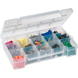 Akro-Mils / Myers Industries - 05805 - Storage Box, General Purpose, Plastic, 2.375 Height, 7 Width, 11 Depth