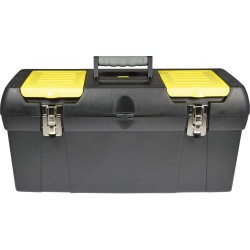 Stanley / Black & Decker - 024013R - Plastic Tool Box with Lift Out Tray