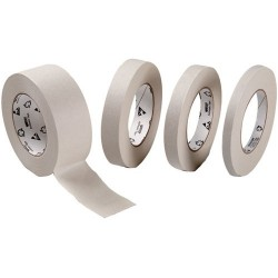 Protektive Pak / Desco - 47020 - Antistatic High Temp Masking Tape, 1/2 x 60 Yards x 3 Paper Core