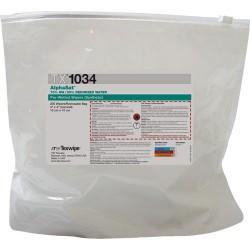 Texwipe - TX1034 - AlphaStat Presaturated 70% IPA/30% DI Water Wipes, 4 x 4, 800/Case