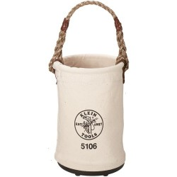 Klein Tools - 5106 - Bucket, Natural Canvas