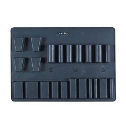 Platt Cases - C - TOP PALLET, EMPTY 17.75 X 12.75