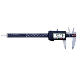 Chicago Brand - 50001l - Left Handed 6 Digital Caliper Chicago