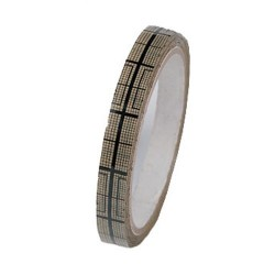 Protektive Pak / Desco - 47016 - Antistatic Conductive Shielding Grid Tape, 1/2 x 36 m x 3 Paper Core