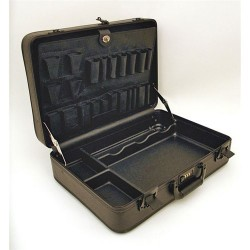 Platt Cases - 610T-C - Soft Side Molded Tool Case With Top Pallet