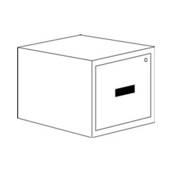 IAC Industries - QS-2050004 - QS D4 12 DRAWER ASSY W/LOCK (Each)