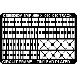 CircuitMedic - CS060080AS - Surface Mount Pad Frame, .060 x .080