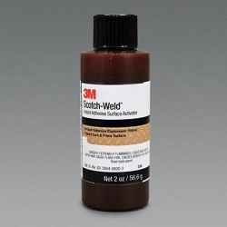 3M - 021200-87937 - Scotch-Weld Instant Adhesive Surface Activator, 2 oz (MOQ=6)