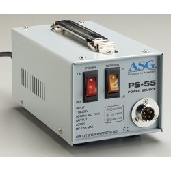 ASG-Jergens - PS-55 - Electric Screwdriver Power Supply, Style: Switching, Mounting: Benchtop