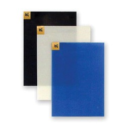 ITW Texwipe - AMA244582B - Adhesive Mats Clear on Blue, 24 x 45, 60 Layers/Mat, 4 Mats/Case