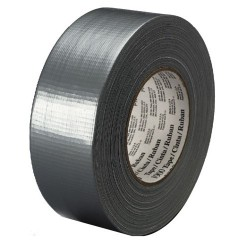 "3M - 1900 - Duct Tape, Silver, 1 roll, 2"" x 60 yards"