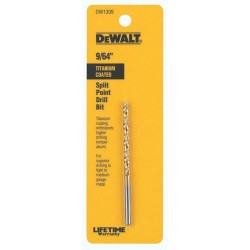 Dewalt - DW1309 G - 9/64 Titanium Split Point Bit Dewalt