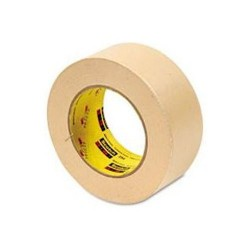 3M - 021200-04244 - 234-48mmx55m Masking Tape General Purpose (moq=24)