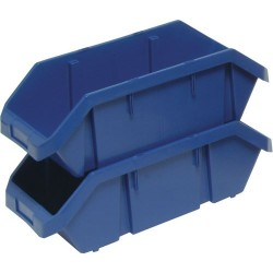 Quantum Storage Systems - QP1867 - Quantum Storage Quick Pick Double Sided Bin - 7 x 6.62 - Polypropylene