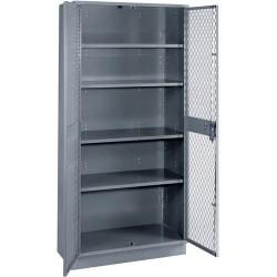 Lyon Workspace - 1150 - Visible Storage Cabinet with 4 Adjustable Shelves, 36 W x 18 D x 72 H