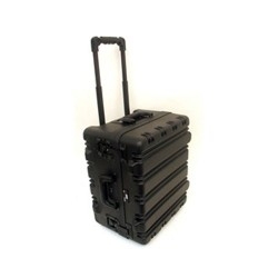 Platt Cases - 369TH-EMPTY - Black Tool Case 9 Deep
