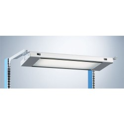 Lista - 4375XL - Switchable 2/4 Lamp Fluorescent Light with 26 D Brackets, 36 L