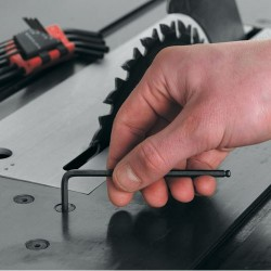 Eklind Tool - 15101 - Eklind Hex Key.028 Hex L-key (moq=25)