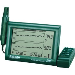 Extech Instruments - RH520A-220-NIST - Chart Recorder With Nist Rh520A-220