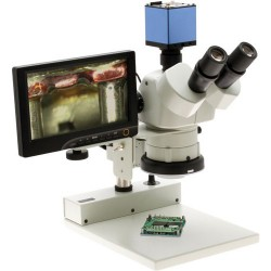 Aven Tools - 26800B-327 - Stereo Zoom Microscope System