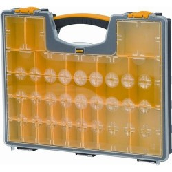 Stanley / Black & Decker - 014725R - Stanley 014725R 25-Removable Compartment Plastic Professional Organizer