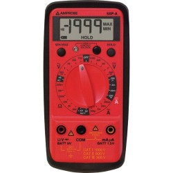 Amprobe - 5XP-A - Amprobe 5XP Compact DMM with non-contact voltage detector