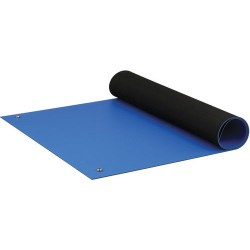 ACL Staticide - 8285RBR3640 - Table Mat Roll, Royal Blue, 36 x 40