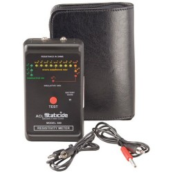 ACL Staticide - ACL 380 - Surface Resistivity Meter wtih Greater Precision and Accuracy