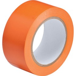 Brady - 102825 - Aisle Marking Tape, Solid, Continuous Roll, 2 Width, 1 EA