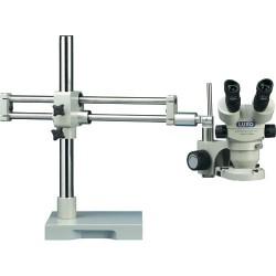 Luxo - 23714RB - Microscope Dual Boom W/o Illum Luxo