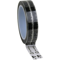 Protektive Pak / Desco - 46911 - ESD Tape, Clear, Antistatic, Cellulose, 25 mm, 0.984 , 65.837 m, 216.54 ft