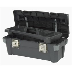 Stanley / Black & Decker - 020300R - Professional Tool Box with Tray, 20 x 11 x 10