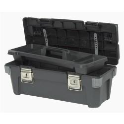 Stanley / Black & Decker - 020300R - Professional Tool Box with Tray, 20 x 11 x 10