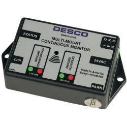 Desco - 19228 - Monitor Continuous Multi-mount 120 Vac. (each)