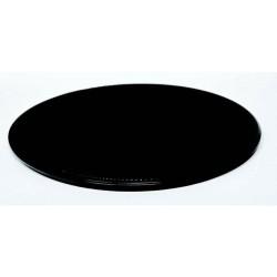 Treston - 847144-00 - Circular Base, 20 dia, ESD, black grooved mat