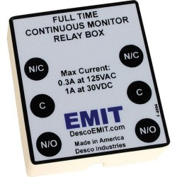 EMIT / Desco - 50547 - Relay Box for EMIT Full-Time Continuous Monitors