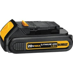 Dewalt - DCB200-2 - DeWALT DCB200-2 20V MAX Lithium-Ion Battery (3.0 Ah) - 2-Pack