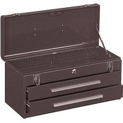 Kennedy - 220B - 2-Drawer Tool Box w/ Top Tray
