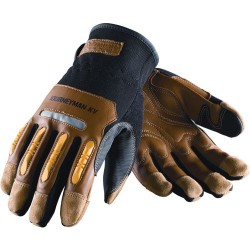 Protective Industrial Products (PIP) - 120-4100 - Maximum Safety Journeyman Kevlar Gloves, X-Large, Pair