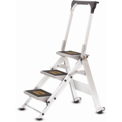 Other - 10310B - Safety Stepladder with Bar and Tray, 3-Step
