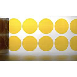 Argon - ESD00250 - ESD Polyimide Film Discs 1/4 2, 000 Per Roll