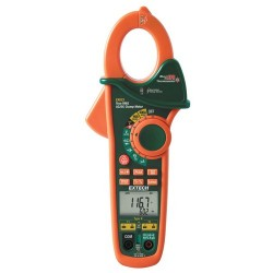 Extech Instruments - EX623 - 400A AC/DC Clamp Meter w/IR Thermometer