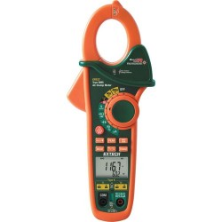 Extech Instruments - EX622-NISTL* - EX622-NISTL 400A AC Clamp Meter w/IR Thermometer & NIST Certificate