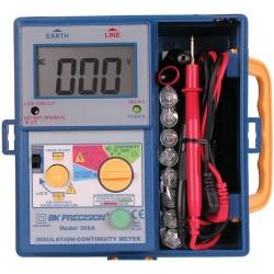 B&K Precision - 308A - Insulation Tester, Digital Megohmmeter, 250V, 500V, 1kV, 2Gohm