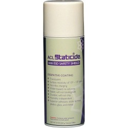 ACL Staticide - 6500 - ESD Safety Shield Spray Dissipative Coating, 8 oz.