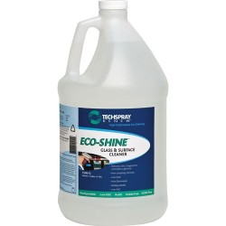 Techspray - 1505-G - Renew ECO-SHINE Glass & Surface Cleaner, 1 Gallon