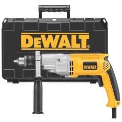 """Dewalt - DWD520K - Dewalt VSR Pistol Grip Hammerdrill Kit - Hammer Drill - 0.50"""" Chuck"""